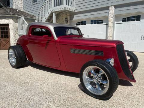 1933 Ford Speedster Coupe for sale at Mafia Motors in Boerne TX