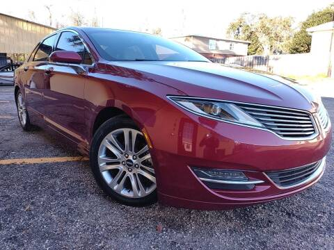 2014 Lincoln MKZ Hybrid for sale at The Auto Connect LLC in Ocean Springs MS