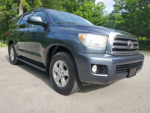 2008 Toyota Sequoia for sale at Thornhill Motor Company in Lake Worth TX