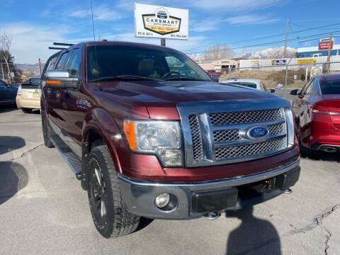 2010 Ford F-150 for sale at CarSmart Auto Group in Murray UT