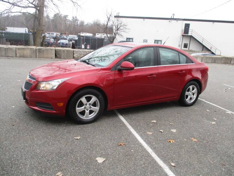 2011 Chevrolet Cruze for sale at Route 16 Auto Brokers in Woburn MA