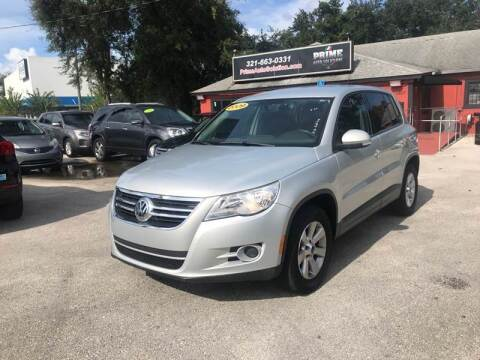 2009 Volkswagen Tiguan for sale at Prime Auto Solutions in Orlando FL