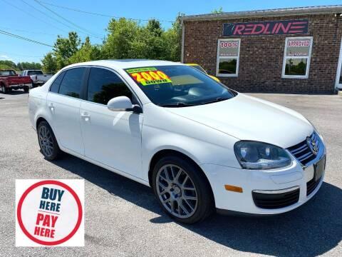 2009 Volkswagen Jetta for sale at Redline Motorplex,LLC in Gallatin TN