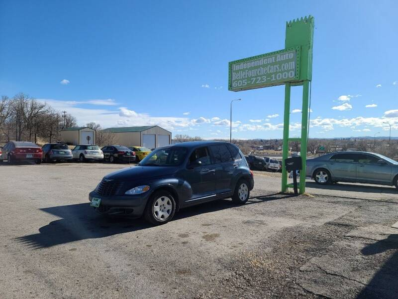 2003 Chrysler PT Cruiser for sale at Independent Auto in Belle Fourche SD
