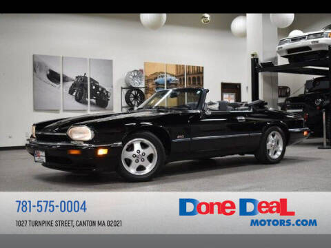 1995 Jaguar XJ-Series for sale at DONE DEAL MOTORS in Canton MA