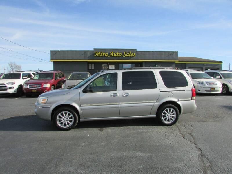 2005 Buick Terraza for sale at MIRA AUTO SALES in Cincinnati OH