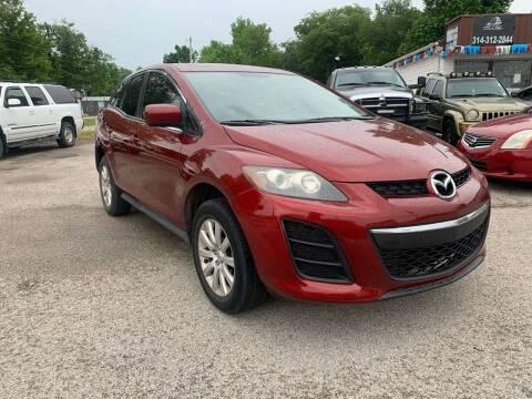 2010 Mazda CX-7 for sale at STL Automotive Group in O'Fallon MO