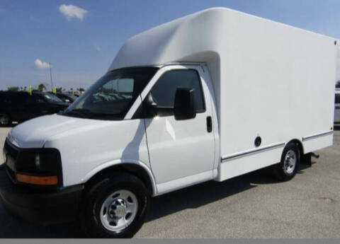 2013 Chevrolet Express Cutaway for sale at INTERNATIONAL AUTO BROKERS INC in Hollywood FL
