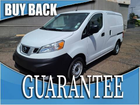 2018 Nissan NV200 for sale at Reliable Auto Sales in Las Vegas NV