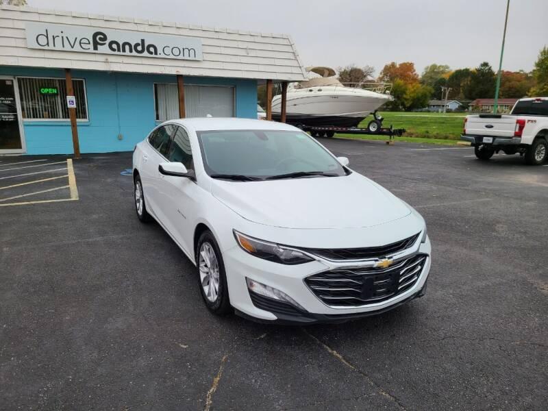 2019 Chevrolet Malibu for sale at DrivePanda.com in Dekalb IL