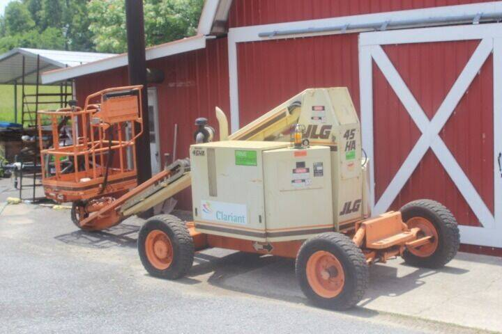 2002 JLG 45HA for sale at Vehicle Network - Joe's Tractor Sales in Thomasville NC