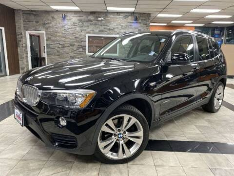 2015 BMW X3 for sale at Sonias Auto Sales in Worcester MA
