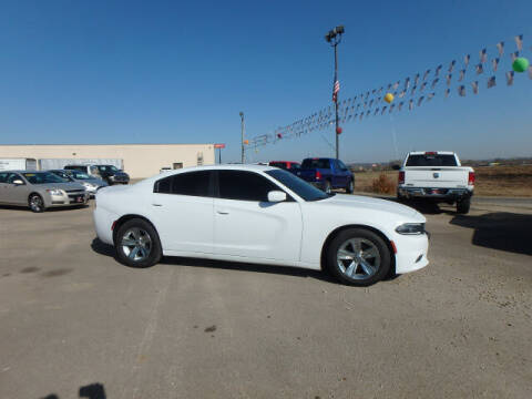 2015 Dodge Charger for sale at BLACKWELL MOTORS INC in Farmington MO