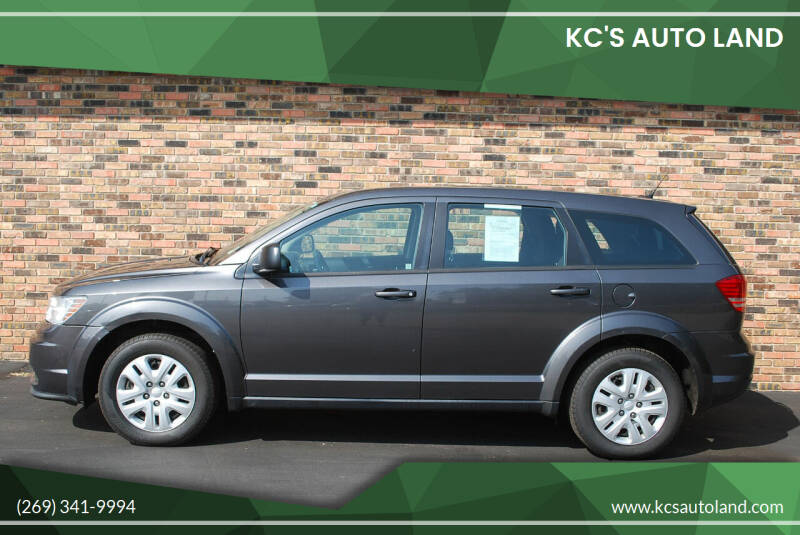 2015 Dodge Journey for sale at KC'S Auto Land in Kalamazoo MI