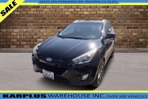 2015 Hyundai Tucson for sale at Karplus Warehouse in Pacoima CA
