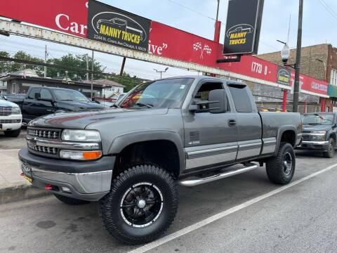 1999 Chevrolet Silverado 1500 for sale at Manny Trucks in Chicago IL