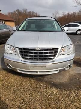 2008 Chrysler Pacifica for sale at Discount Auto World in Morris IL