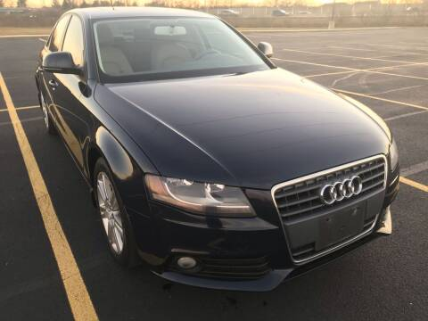 2009 Audi A4 for sale at Quality Motors Inc in Indianapolis IN
