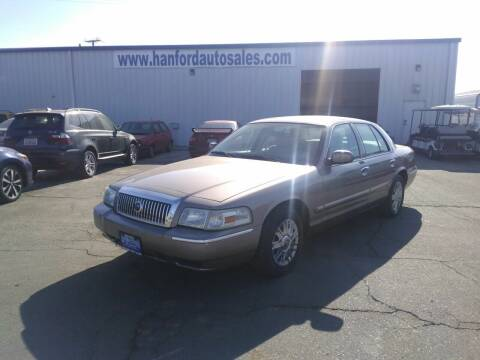 2006 Mercury Grand Marquis for sale at Hanford Auto Sales in Hanford CA