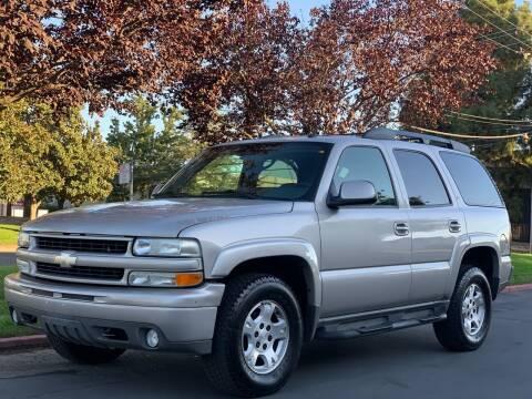 2005 Chevrolet Tahoe for sale at AutoAffari LLC in Sacramento CA