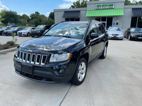 2012 Jeep Compass for sale at Cross Motor Group in Rock Hill SC
