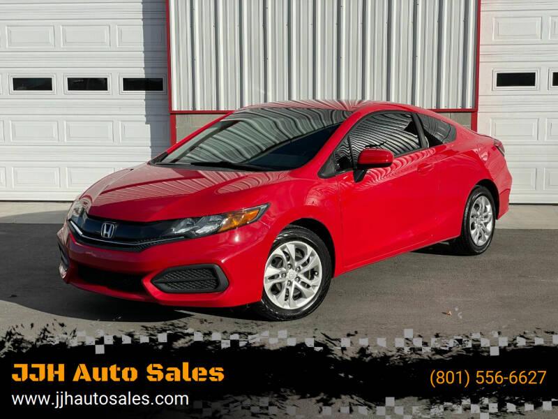 2015 Honda Civic for sale at JJH Auto Sales in Salt Lake City UT