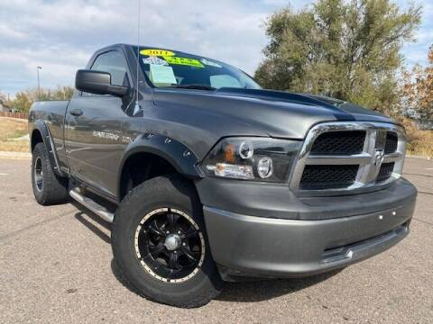 2011 RAM Ram Pickup 1500 for sale at UNITED Automotive in Denver CO