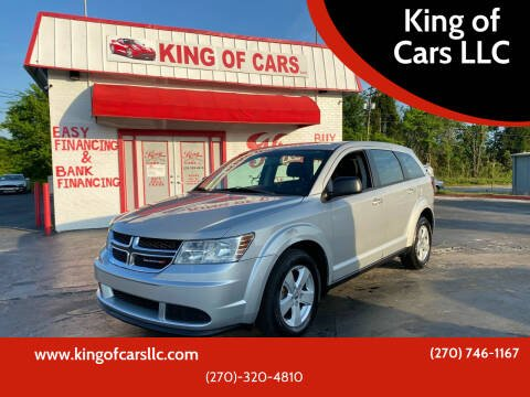 2013 Dodge Journey for sale at King of Cars LLC in Bowling Green KY