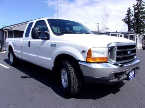 2000 Ford F-250 Super Duty for sale at Delta Auto Sales in Milwaukie OR