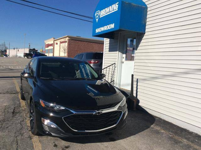 2021 Chevrolet Malibu for sale at Browning Chevrolet in Eminence KY