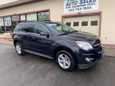 2015 Chevrolet Equinox for sale at PARKWAY AUTO SALES OF BRISTOL in Bristol TN