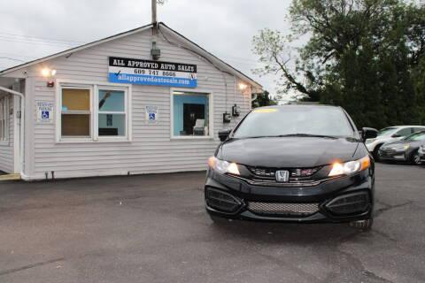 2014 Honda Civic for sale at Deals N Wheels 306 in Burlington NJ