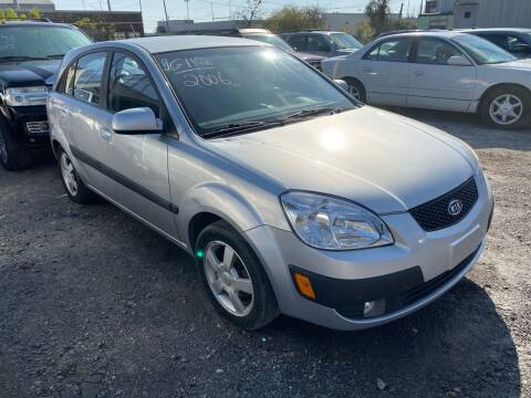2006 Kia Rio5 for sale at Philadelphia Public Auto Auction in Philadelphia PA