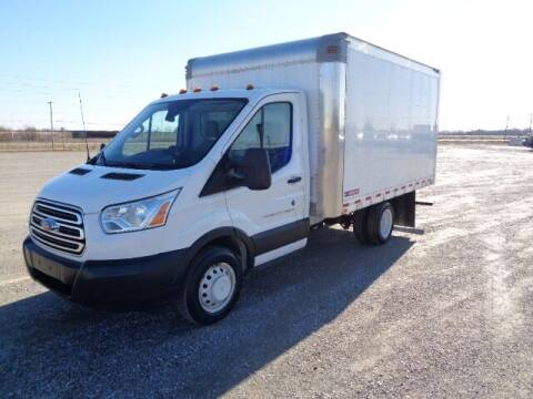 2017 Ford Transit Chassis Cab for sale at SLD Enterprises LLC in Sauget IL
