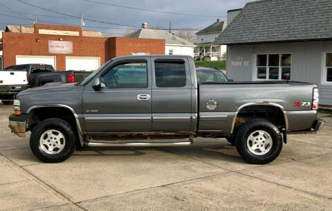 2001 Chevrolet Silverado 1500 for sale at Stephen Motor Sales LLC in Caldwell OH