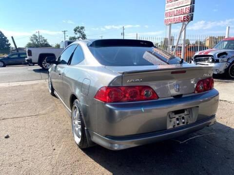 2005 Acura RSX for sale at AE Of Miami in Miami FL