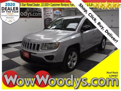 2011 Jeep Compass for sale at WOODY'S AUTOMOTIVE GROUP in Chillicothe MO
