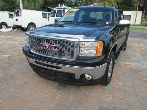 2012 GMC Sierra 1500 for sale at Affordable Auto Motors in Jacksonville FL