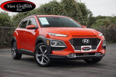 2019 Hyundai Kona for sale at Van Griffith Kia Granbury in Granbury TX