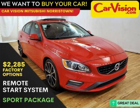 2017 Volvo S60 for sale at Car Vision Mitsubishi Norristown in Trooper PA