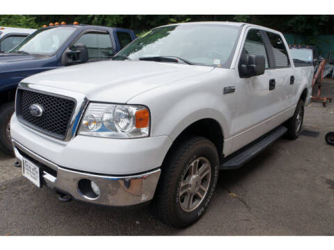 2008 Ford F-150 for sale at Scheuer Motor Sales INC in Elmwood Park NJ