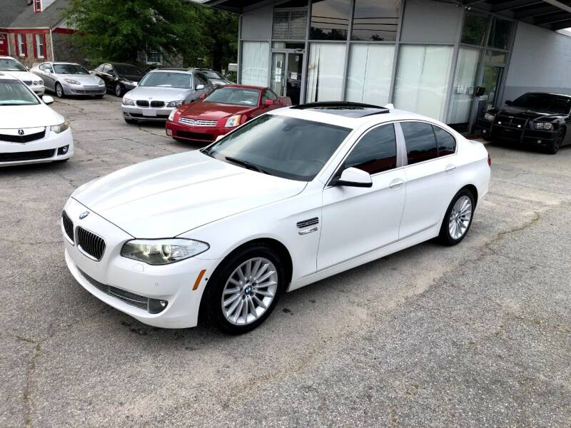 2013 BMW 5 Series for sale in West Columbia, SC