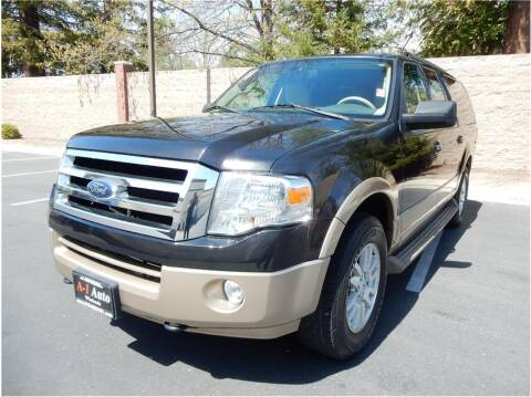 2014 Ford Expedition EL for sale at A-1 Auto Wholesale in Sacramento CA