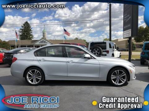 2018 BMW 3 Series for sale at Mr Intellectual Cars in Shelby Township MI