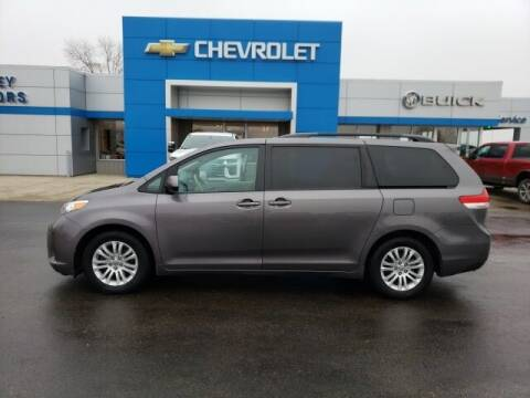 2014 Toyota Sienna for sale at Finley Motors in Finley ND