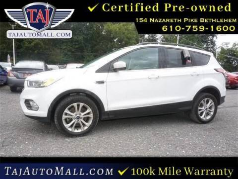 2017 Ford Escape for sale at Taj Auto Mall in Bethlehem PA