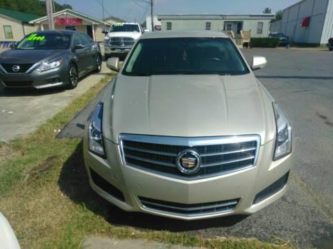 2014 Cadillac ATS for sale at AUTOPLEX 528 LLC in Huntsville AL