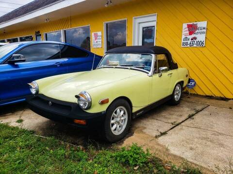 1976 MG Midget for sale at THE COLISEUM MOTORS in Pensacola FL
