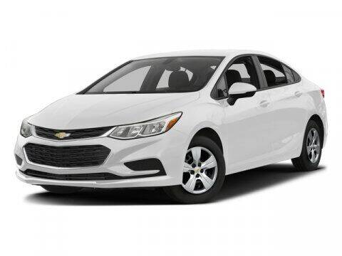 2017 Chevrolet Cruze for sale at RDM CAR BUYING EXPERIENCE in Gurnee IL