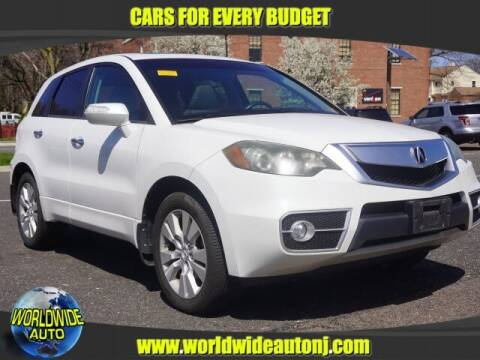 2011 Acura RDX for sale at Worldwide Auto in Hamilton NJ